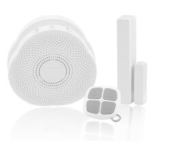 Olympia Secure AS 302 - Wireless - Android,iOS - 90 dB - 868 MHz - 100 m - 5 - 50 °C