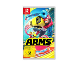 Nintendo Arms - Switch - Nintendo 3DS - Fighting -...
