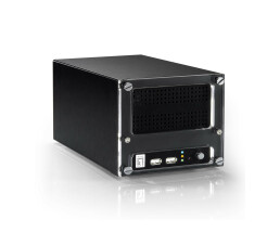 LevelOne HUBBLE 4-Channel Network Video Recorder - 4...
