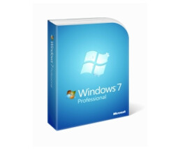 Microsoft Windows 7 Professional w/SP1 - Lizenz
