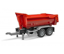 Brother Truck Half Pipe Trailer - Scale 1:16