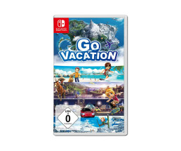 Nintendo Switch Go Vacation - Console Game - Nintendo Switch