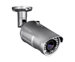 TRENDnet TV-IP344PI - IP security camera - Indoor & outdoor - Wired - German - English - Spanish - French - Russian - CE - FCC - Bullet