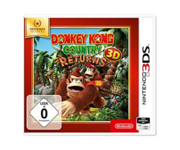 Donkey Kong Country Returns 3D - Nintendo Selects -...