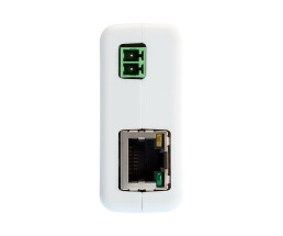 AXIS T8640 Ethernet Over Coax Adaptor PoE+ - Medienkonverter - 100Mb LAN - 10Base-T, 100Base-TX - RJ-45 / BNC (Packung mit 2) - für AXIS P1346, P1346-E, P5534, P5534-E