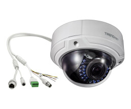 TRENDnet TV-IP341PI 2 Megapixel Network Camera - Color - 30 m Night V - 2 MP 1080p HD - IP66