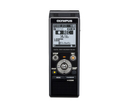 Olympus WS-853 incl Batteries and Case - Recorder - 124.8 min