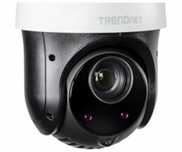 TRENDnet TV-IP440PI - IP security camera - Indoor & outdoor - Wired - German - English - Spanish - French - Portuguese - CE - FCC - Dome