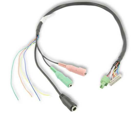 ALLNET ALL2285_IO_CABLE - Outdoor - Black,Green,Pink - Wired - 60 g