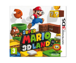 Nintendo Super Mario 3D Land Selects 3DS - Console Game -...