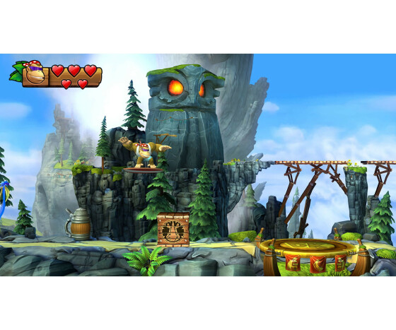 Donkey Kong Country Tropical Freeze - Nintendo Switch - Deutsch