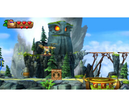 Nintendo Donkey Kong Country Tropical Freeze - Nintendo...
