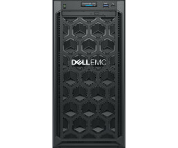 Dell PowerEdge T140 - 3.3 GHz - E-2126G - 8 GB - DDR4-SDRAM - 1000 GB - Tower