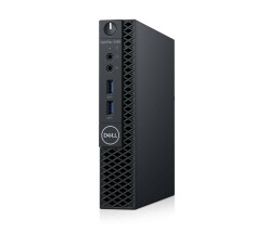 Dell OptiPlex 3060 - Micro - 1 x Core i5 8500T / 2.1 GHz...
