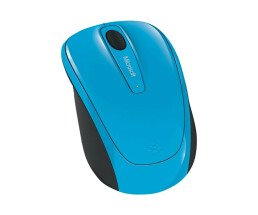 Microsoft Wireless Mobile Mouse 3500 - Ambidextrous -...