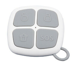 Olympia 5992 - Security System - Press buttons - Grey,White
