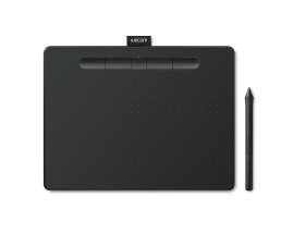 Wacom Intuos S with Bluetooth - Digitalisierer - rechts-...