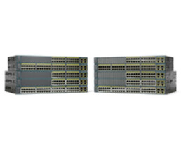 Cisco Catalyst WS-C2960-48PST-S network switch Managed L2 Fast Ethernet (10/100) Black 1U Power over Ethernet (PoE)