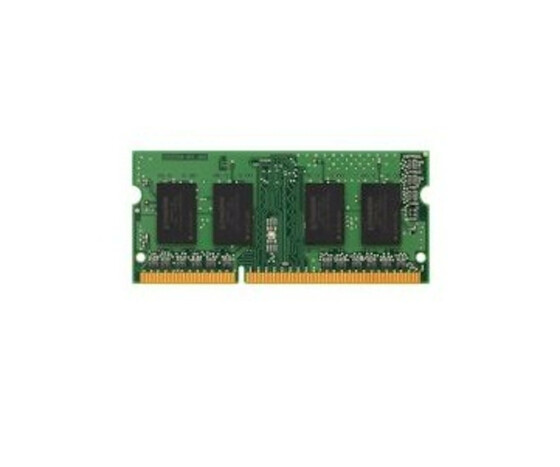 Fujitsu - DDR3L - 4 GB - SO DIMM 204-PIN - 1600 MHz / PC3L-12800 - 1.35 V - ungepuffert - non-ECC