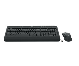 Logitech MK545 Advanced - Tastatur-und-Maus-Set - kabellos - 2.4 GHz - Deutsch