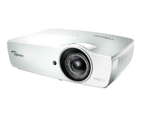 Optoma projector EH460ST DLP Brightness: 4200 lm 1920 x 1080 HDTV 20000: 1 White - Projector - DLP / DMD