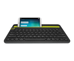 Logitech Multi-Device K480 - Tastatur - Bluetooth -...