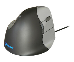 Evoluent VerticalMouse 4 - Right-hand - Laser - USB