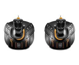 ThrustMaster T.16000M FCS Space Sim Duo - Joystick - 16...