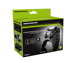 ThrustMaster Score-A - Gamepad - Android,Mac,PC,Tablet PC - Analogue / Digital - Back,Home,Select,Start - Wireless - Bluetooth