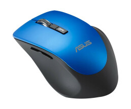 ASUS Wireless Mouse Blue WT425 - Mouse - 1,600 dpi