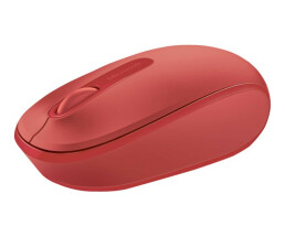 Microsoft Wireless Mobile Mouse 1850 - Maus - rechts- und...