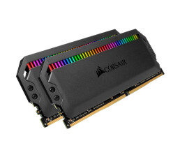 CORSAIR Dominator Platinum RGB - DDR4 - 32 GB: 2 x 16 GB...