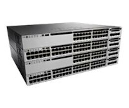 Cisco Catalyst WS-C3850-48F-S network switch Managed...
