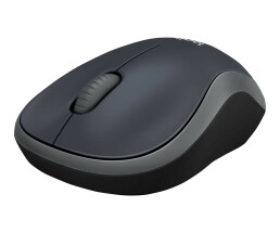 Logitech M185 - Optical - RF Wireless