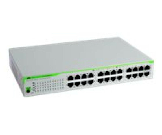 Allied Telesis AT-GS910/24-50 - Unmanaged - Gigabit Ethernet (10/100/1000)