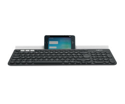 Logitech K780 - Standard - Wireless - RF Wireless +...