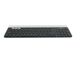 Logitech K780 Multi-Device - Tastatur - Bluetooth - Deutsch - weiß