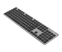 . ASUS Tas W5000 Wireless Keyboard + Mouse dt Layout gray - W5000 Wireless Keyboard and Mouse Set - Optical