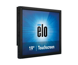 """Elo Touch Solutions Elo Touch Solution Open Frame Touchscreen touch screen monitor 48.3 cm (19 """") x 1024 pixels Black Single 1280-touch"""