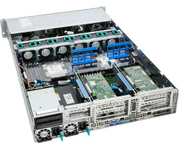 bluechip SERVERline All-Flash-Storage (Optane + NVMe)