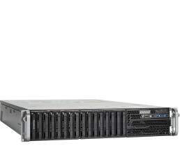 bluechip SERVERline All-Flash-Storage (NVMe + SSD)