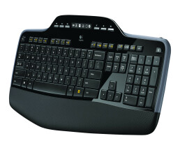 Logitech Wireless Desktop MK710 - Tastatur-und-Maus-Set -...