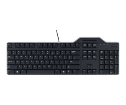 Dell KB813 - Standard - Wired - USB - Mechanical - QWERTZ - Black