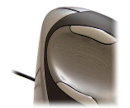 Evoluent VerticalMouse 4 Wireless - Mouse - 2,600 dpi