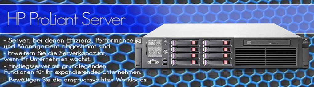 HP Proliant Server günstig online kaufen